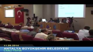 11.09.2014 Tarihli Meclis Toplantısı