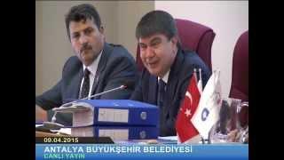 09.04.2015 Tarihli Meclis Toplantısı