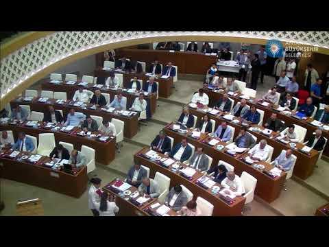 08.10.2019 Tarihli Meclis Toplantısı