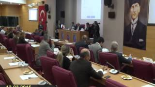 13.03.2015 Tarihli Meclis Toplantısı