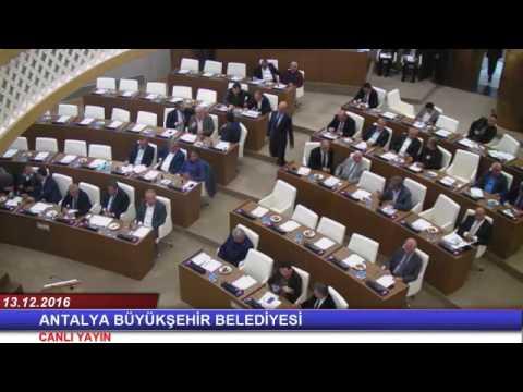13.12.2016 Tarihli Devam Meclisi Toplantısı