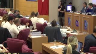 08.05.2015 Tarihli Meclis Toplantısı