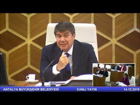 14.12.2018 Tarihli Devam Meclisi Toplantısı