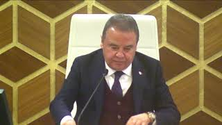 10.01.2020 Tarihli Meclis Toplantısı