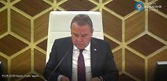 13.09.2019 Tarihli Meclis Toplantısı