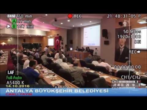 14.10.2016 Tarihli Devam Meclisi Toplantısı