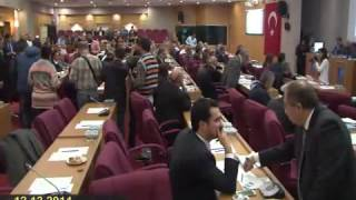 12.12.2014 Tarihli Meclis Toplantısı