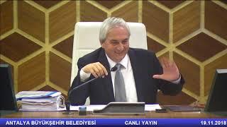 19.11.2018 Tarihli Devam Meclisi Toplantısı