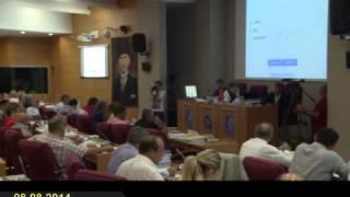 08.08.2014 Tarihli Meclis Toplantısı