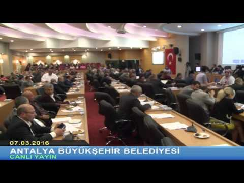 07.03.2016 Tarihli Meclis Toplantısı
