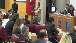 09.02.2015 Tarihli Meclis Toplantısı