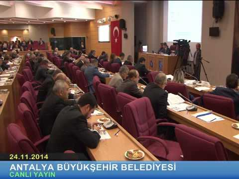 24.11.2014 Tarihli Meclis Toplantısı