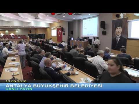 13.05.2016 Tarihli Meclis Toplantısı