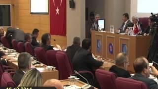 16.12.2014 Tarihli Meclis Toplantısı