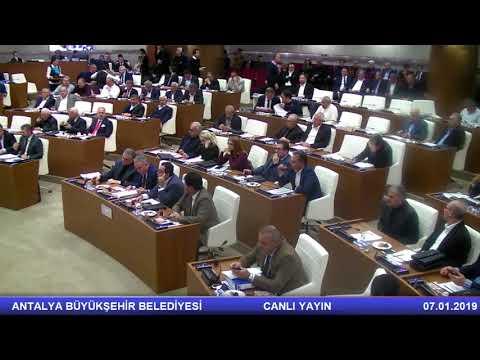 07.01.2019 Tarihli Meclis Toplantısı