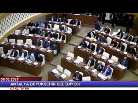 09.01.2017 Tarihli Meclis Toplantısı