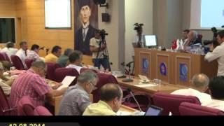 12.08.2014 Tarihli Ek Meclis Toplantısı