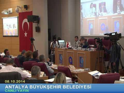 08.10.2014 Tarihli Meclis Toplantısı