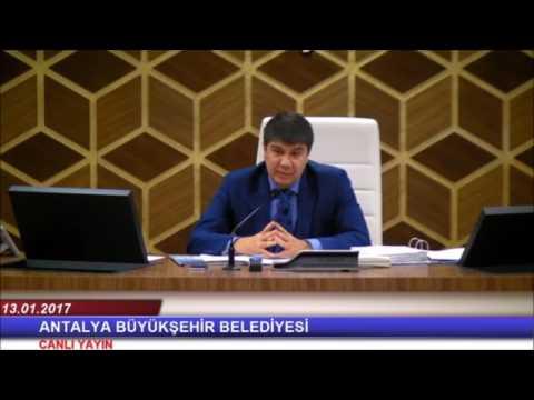13.01.2017 Tarihli Devam Meclisi Toplantısı