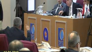 12.01.2015 Tarihli Meclis Toplantısı