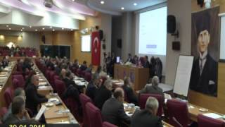30.01.2015 Tarihli Meclis Toplantısı