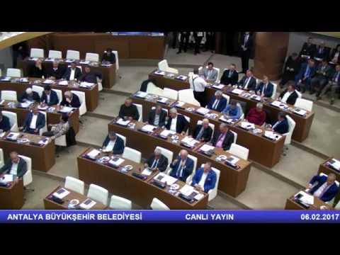 06.02.2017 Tarihli Meclis Toplantısı